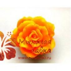 Роза гибридная №2, форма силиконовая