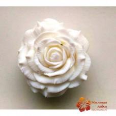 Роза гибридная №3 3D, форма силиконовая